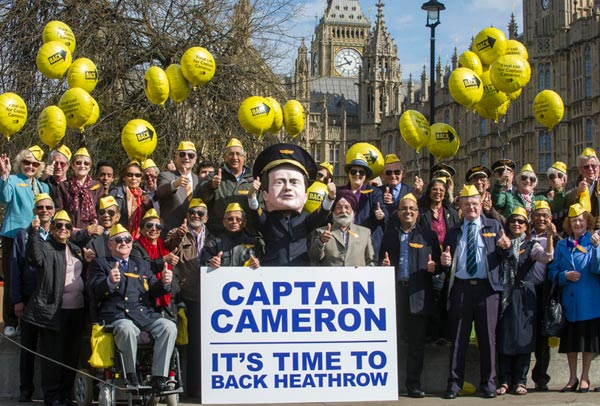 Captain Cameron big head mask makers