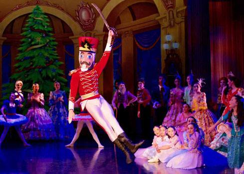 Nutcracker costume head adult to buy theatre