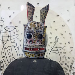 """Wereldmuseum Rotterdam  Powermask custom mask makers blog 2018"