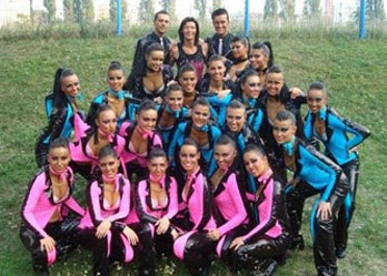 sequinned lycra dance costumes world champions