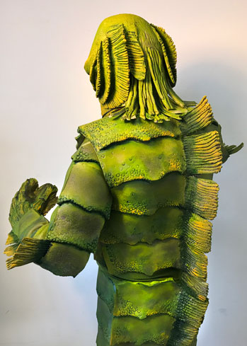 creature black lagoon costume monster maker Tentacle tudio