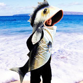 fish costume buy