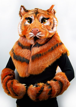 shere khan jungle book realistic tiger costume headdress
