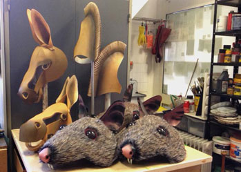 mouse donkey mask masks maker