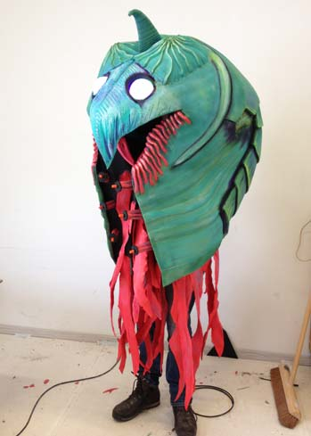Hieronymus Bosch monster costume maker to buy