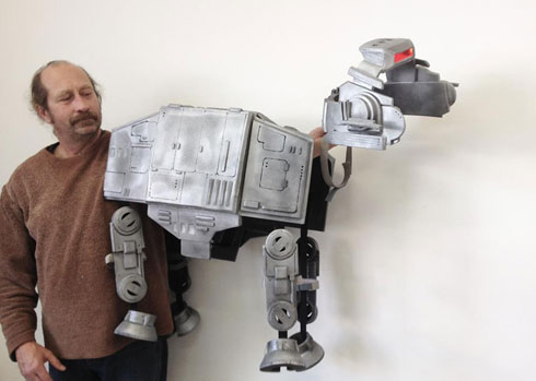 star wars imperial walker dog costume maker