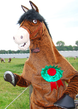 horse costume animal mask head maker