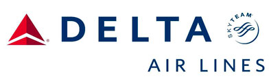 logo Delta Airlines costme mask and prop makers