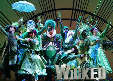 musical wicked costumes